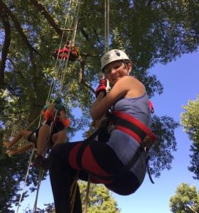 ISA climb in Longmont